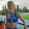 Quinto posto per Sara Di Leo ai campionati italiani Allieve
