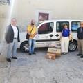 Il Rotary dona prodotti per bambini alla Caritas
