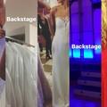 Fashion show in backstage, cataclismi dietro la quiete