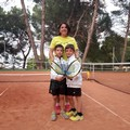 """Fit Junior program "", protagonisti i piccoli tennisti dello Sporting club"