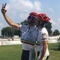"Due argenti per la  ""Cavallaro "" ai campionati italiani paralimpici su pista"