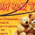 Domenica al PalaDolmen l'iniziativa Teddy Bear Toss
