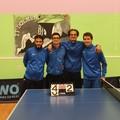 Il Tennis Tavolo Dolmen parte forte: prima vittoria in campionato