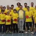 """Torneo di tennis tavolo per il Poliambulatorio """"Il buon samaritano"""""""