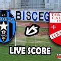 Bisceglie-Teramo 1-0, il live score