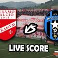 Teramo-Bisceglie 2-0, il live score