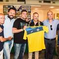 L'entusiasmo contagioso di Leopoldo Capurso: «Torno a Bisceglie per riportare i tifosi al PalaDolmen»