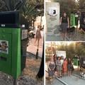 In piazza arriva Luisito, il contenitore per deiezione canine donato da Rotaract e Figli di nessuno
