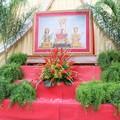 Festa dei Santi, il programma di lunedì 7 agosto