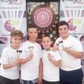 Freccette, medaglia d'argento per la Puglia al Trofeo Coni