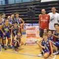 """Esperienza positiva per l'Under 14 Lions al memorial """"Gesmundo"""" di Molfetta"""