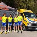 Buona prova della Ludobike nella seconda tappa del Giro d'Italia Ciclocross