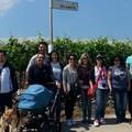 I viandanti di via Stradelle fanno tappa a Giano