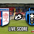 Vibonese-Bisceglie 1-1, il live score
