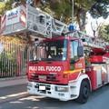 Vigili del fuoco, il distaccamento di San Ferdinando rafforza la sicurezza nella Bat