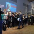 """Riconoscimento  """"Giovanni Paolo II """", un grande successo"""