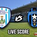 Virtus Francavilla-Bisceglie 2-1, il live score