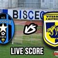Bisceglie-Viterbese 0-1, il live score