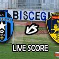 Bisceglie-Viterbese 1-0, il live score