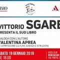 """Vittorio Sgarbi presenta il libro """"Il Novecento"""""""