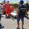 Incidente sulla Ruvo-Bisceglie, ferito anziano motociclista