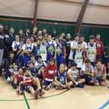 Di Pinto Panifici, grande festa per il derby Under 13 al PalaCosmai