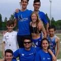 Quattro atleti della Netium convocati per la Coppa delle Regioni di Triathlon
