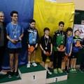 Luigi Antonio Amati conquista la finale nazionale del trofeo Coni di tennis tavolo