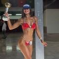 Body building, Gaia Mastrototaro sul podio del concorso Fit Italy Ifbb