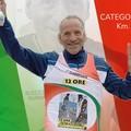 D'Avanzo della Bisceglie Running stabilisce un nuovo primato italiano