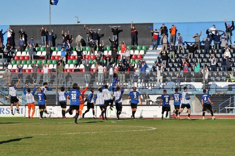Bisceglie calcio. <span>Foto Emmanuele Mastrodonato</span>