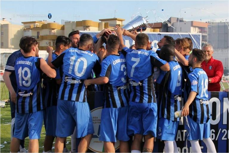 I nerazzurri puntano al successo nella Final Four per il titolo italiano dilettanti (Foto Emmanuele Mastrodonato)