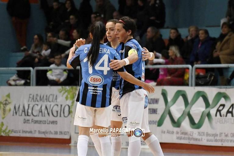 Bisceglie Femminile. <span>Foto Marcello Papagni</span>