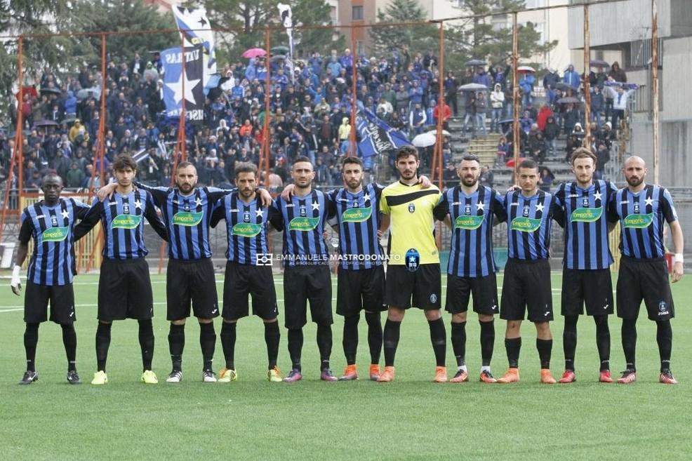 Segui su BisceglieViva il match dei nerazzurri (Foto Emmanuele Mastrodonato)
