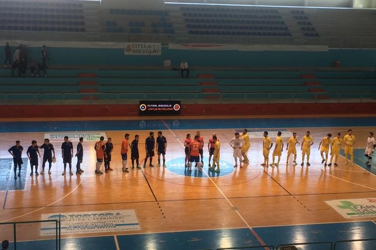 Futsal Bisceglie-Virtus Rutigliano