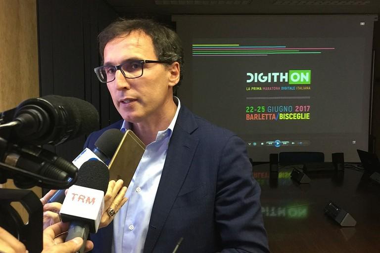 Francesco Boccia DigithOn