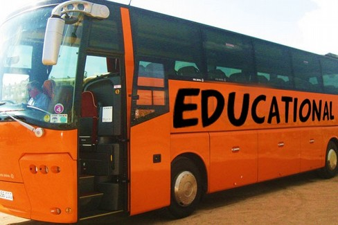 Bus educational tour regione Puglia