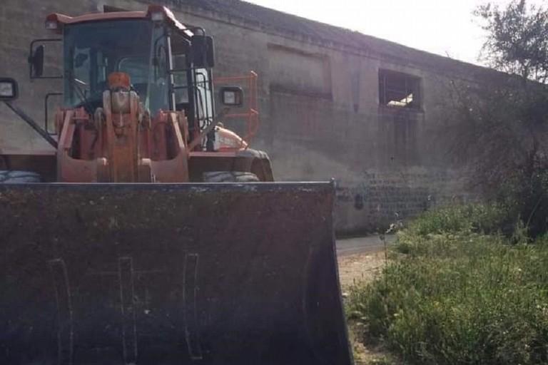 Ruspe in azione a Cala Pantano, la disapprovazione di Pro Natura