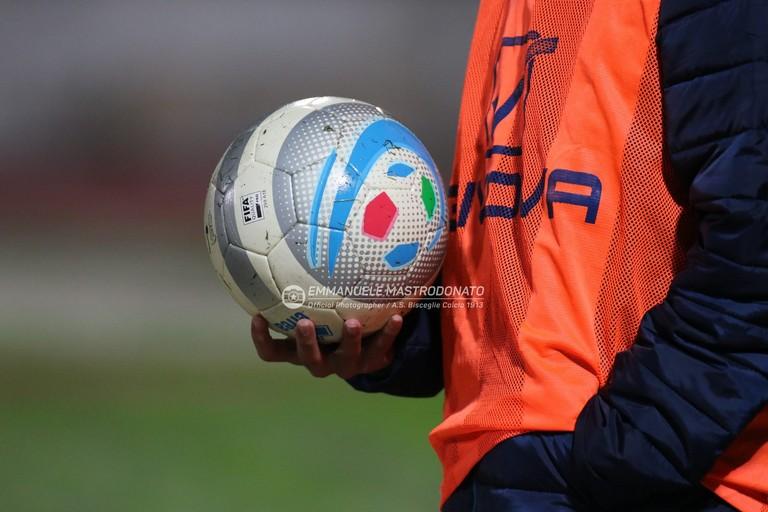 Calcio. <span>Foto Emmanuele Mastrodonato</span>
