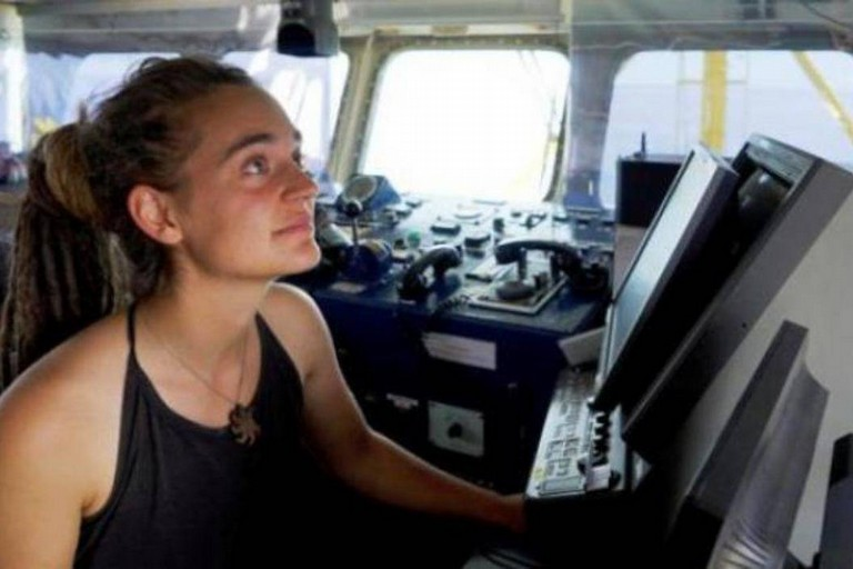 Carola Rackete, capitano della Sea Watch 3