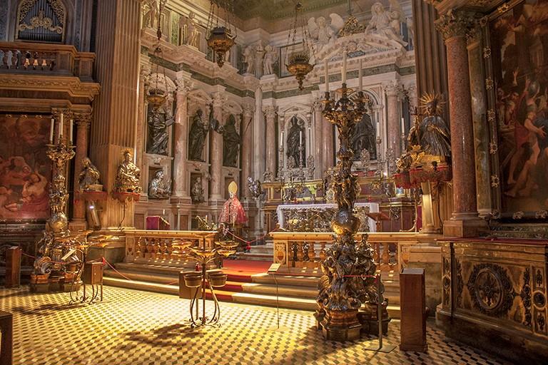 cappella san gennaro Napoli