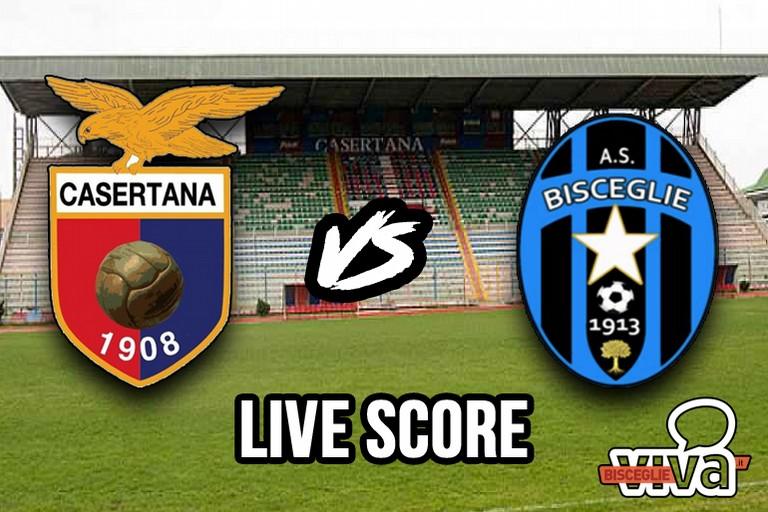 Casertana-Bisceglie 0-1, decide Jovanovic su penalty