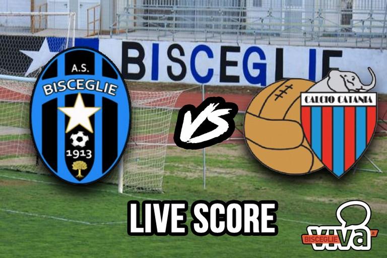 Bisceglie-Catania, il live score (Foto Cristina Scarasciullo)