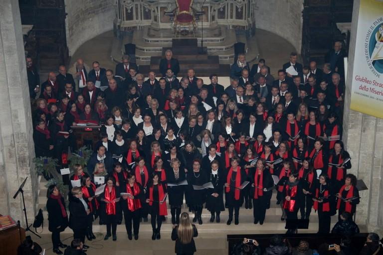 Coro cattedrale