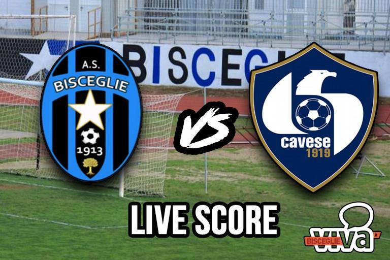 Bisceglie-Cavese, il live score. <span>Foto Cristina Scarasciullo</span>
