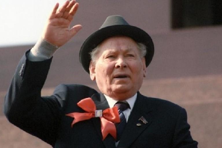 Konstantin Ustinovič Černenko