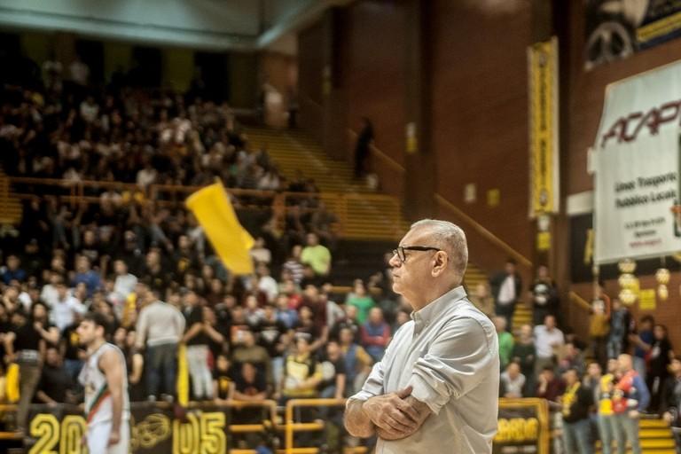 Ciccio Ponticiello coach di Palestrina