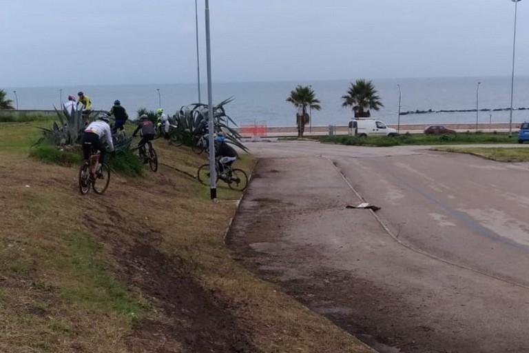 Ciclocross a Conca dei Monaci