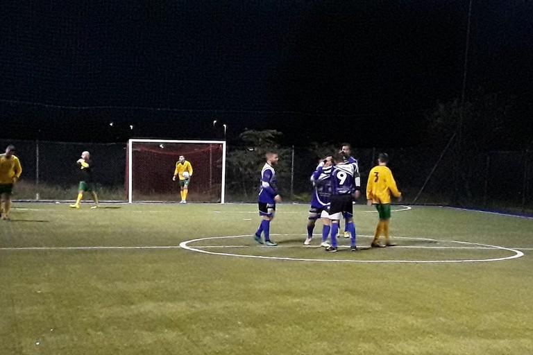 Futbol Cinco Bisceglie-Poggiorsini (Foto Nico Colangelo)
