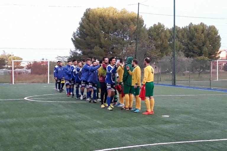 Uno scatto del match d'andata. <span>Foto Nico Colangelo</span>